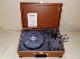 Crosley CR49 Portable Traveler Turntable Record... - $44.99