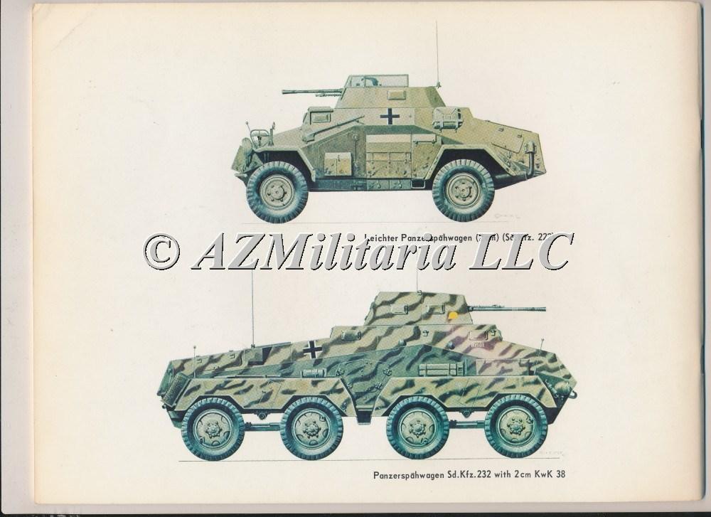Panzerspahwagen In Action Armor No. 4