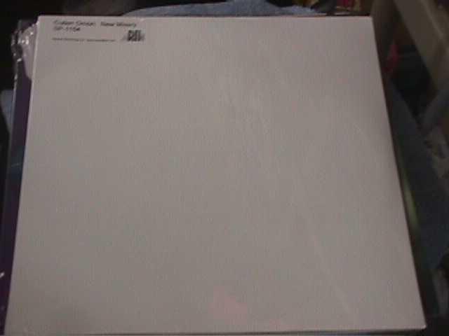 cullen  omori new misery lp sp-1154 NEW SEALED WHITE LP