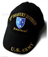 EMBROIDERED US ARMY 23RD INFANTRY DIVISION AMER... - $10.81