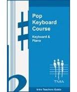 Tritone Teachers Guide - Intro Pop Keyboard CD ROM - $19.11