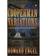 Cooperman Variations: A Benny Cooperman Mystery Engel, Howard - $9.79