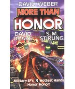 More Than Honor (Worlds of Honor #1) [Mass Market Paperback] Weber, David - $9.79