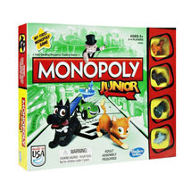 Monopoly Junior Kids Version Board Game 2-4 players Age 5+ Everest TEVE-33 - $25.46