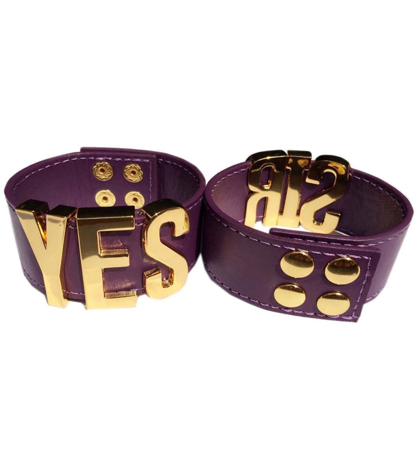 YES SIR Bracelets-Harley Quinn Suicide Squad Halloween Costume Cosplay Wristband