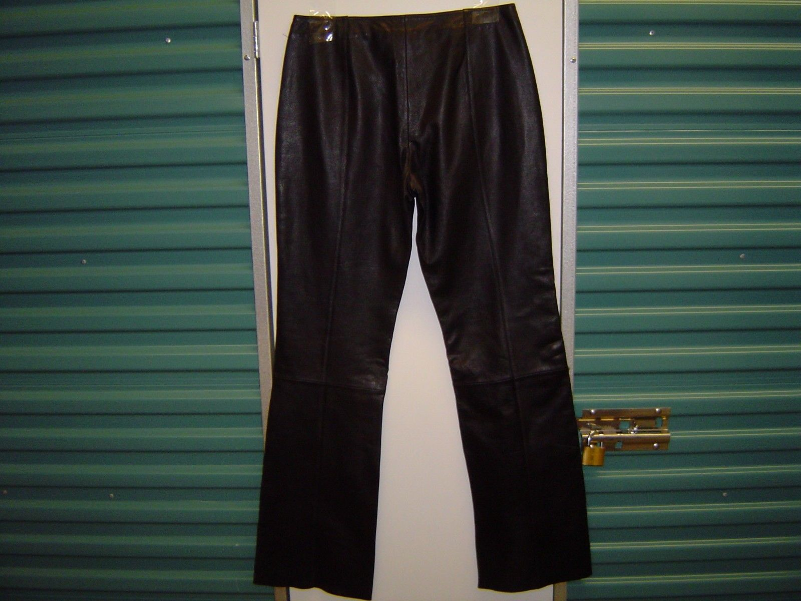 *NEW* WILSON'S MAXIMA LEATHER PANTS SIZE 12