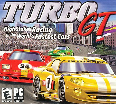 Turbo GT (Jewel Case) - PC [video game]