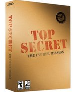 Top Secret: Cypher Mission - PC [video game] - $9.79