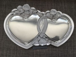 Celebrations By Mikasa Double Heart Picture Frame - $15.00