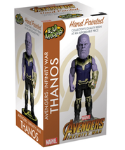 Neca Head Knockers Marvel Avengers Infinty War Hand Painted Thanos Figure - $40.19