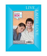 Chatter Box-live, Laugh, Love Photo Frame - $10.66