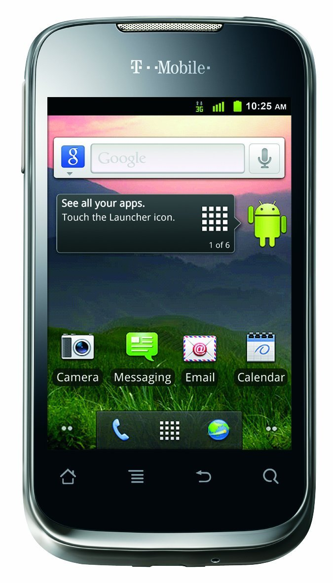 T mobile prism prepaid android phone...