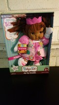 Goldberger Baby's First Zip-ity Friends AA African American Baby Doll - $33.65