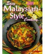Easy Malaysian-Style Cookery Australian Womens Weekly - $43.12