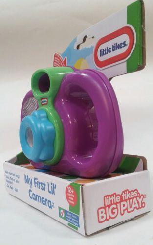 Children Kids Little Tikes My First Lil' Camera - Purple