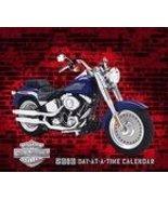 Harley-Davidson 2010 Desk Calendar - $29.39