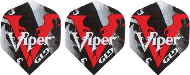 Viper Blitz 22g  95% Tungsten Steel Tip Dart Set 23-2722-22 darts flights shaft