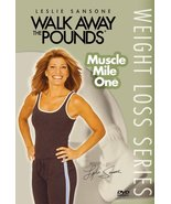 Leslie Sansone - Walk Away the Pounds - Muscle Mile One [DVD] - $12.52