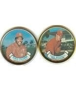 1987 topps coins vince coleman & worrell st louis cardinals baseball cards - $2.99