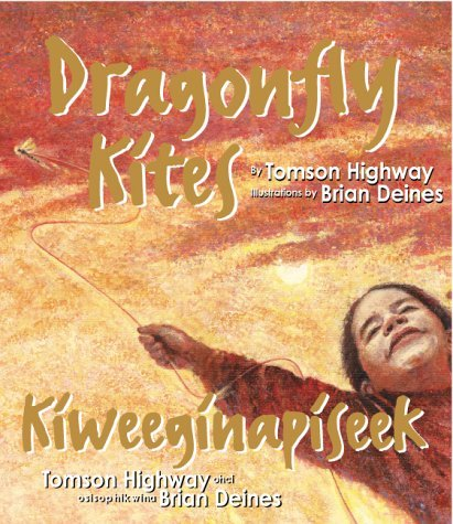 Dragonfly Kites [Hardcover] Highway, Tomson