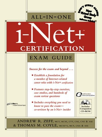All-in-One i-Net+ Certification Exam Guide Andrew Zeff and Thomas M. Coyle