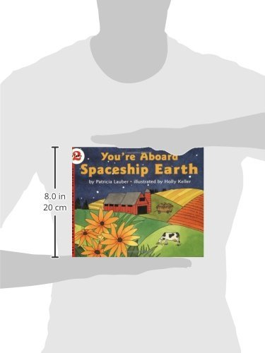 You're Aboard Spaceship Earth (Let's-Read-and-Find-Out Science) [Paperback] Laub