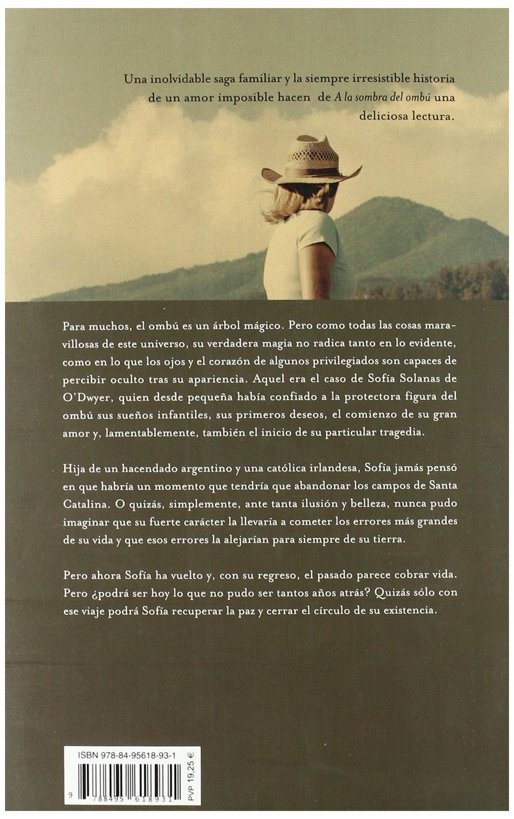 A la sombra del ombú (Spanish Edition) Santa Montefiore