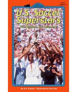 U.S. Soccer Superstars: The Women Are Winners! (All Aboard Reading) Kram... - $9.79