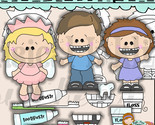 Tooth fairy littles clipart thumb155 crop