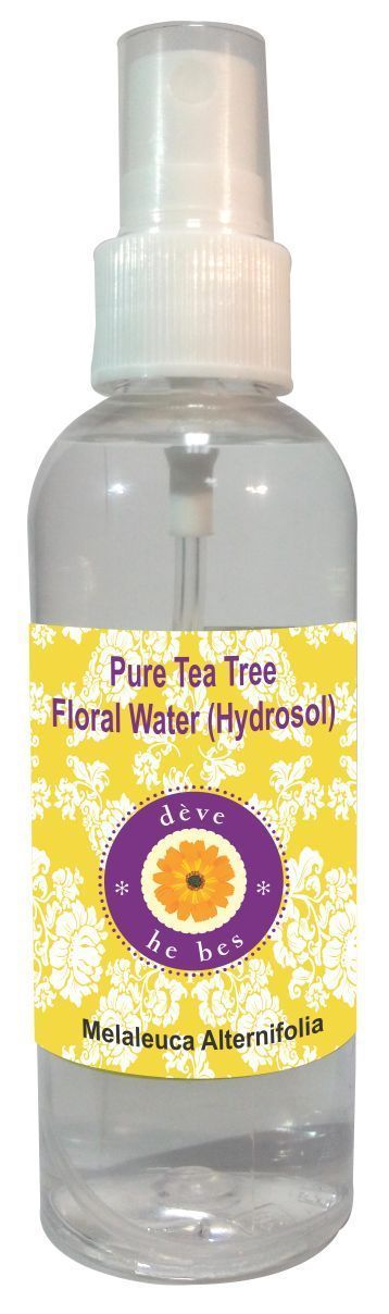 dève herbes Natural Tea Tree Hydrosol (Floral Water)100ml-Melaleuca Alternifolia
