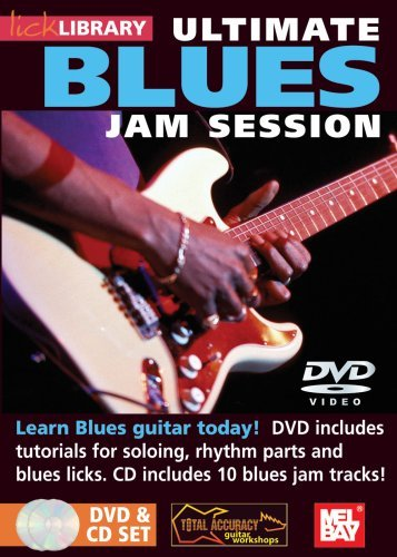 Ultimate Blues Jam Session [DVD]