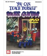 You Can Teach Yourself Blues Guitar [DVD] - $9.79