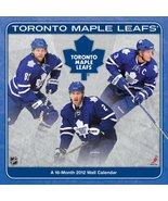 Toronto Maple Leafs 2012 Wall Calendar DateWorks - $14.69