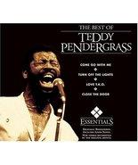 Best of Teddy Pendergrass [Audio CD] Pendergrass, Teddy - $28.42