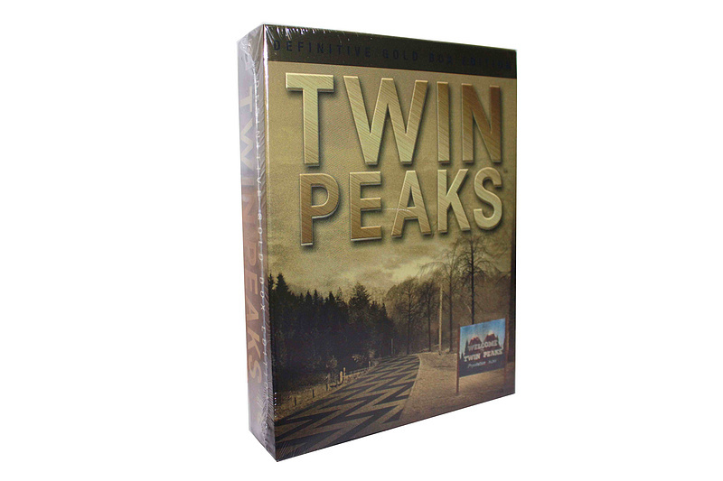 Twin Peaks The Complete Series DVD Box Set 10 Disc Free Shipping Brand New