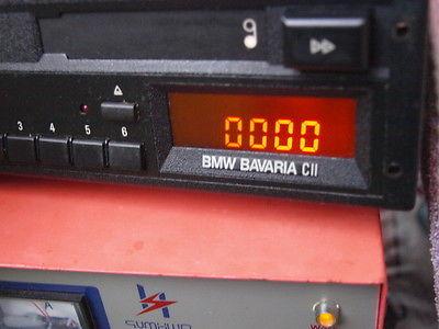 Top Rare Vintage Blaupunkt Bavaria CII Car Cassette Radio #2