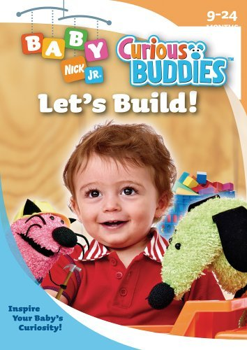 Nick Jr. Baby Curious Buddies - Let's Build [DVD]
