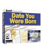 Snap! The Date You Were Born - $9.68