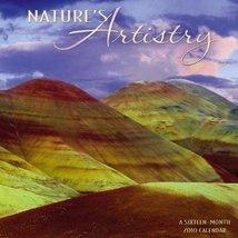 Nature's Artistry 2010 Calendar Dateworks - $27.93