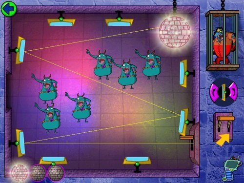 Cyberchase Adventures: Carnival Chaos and Casablanca Quest