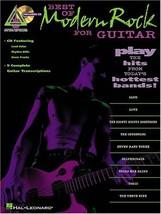 Best of Modern Rock Hal Leonard Publishing Corporation - $9.79