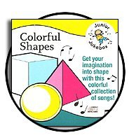 Junior Jukebox: Colors, Shapes And Sizes [Audio CD] Various