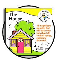 Junior Jukebox The House [Audio CD] PC Treasures