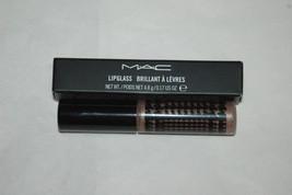 Mac Lipglass ~ Taupe Notch  ~ Nib - $13.99