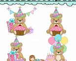 Lil bears birthday girls.clip art thumb155 crop