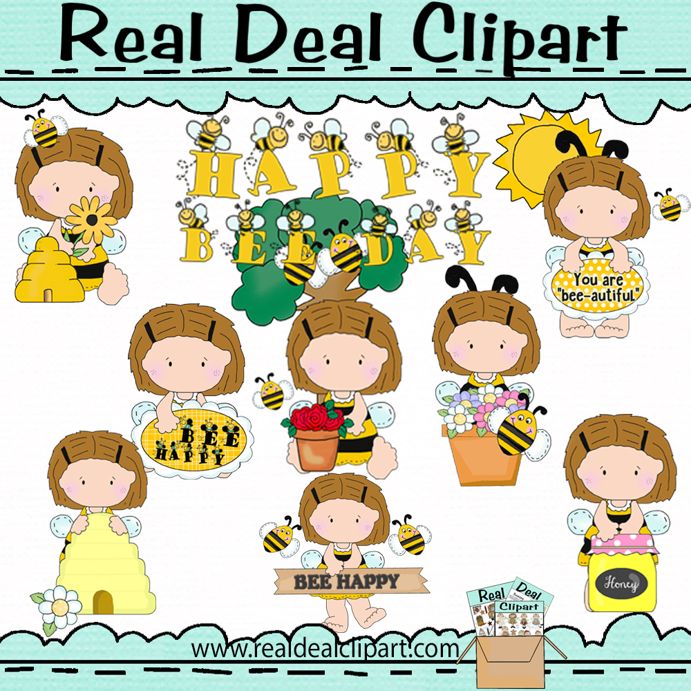 Preview preview  national honey bee day ooak clip art.jpg