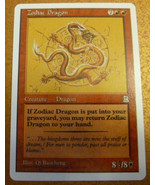 Magic the Gathering Zodiac Dragon Proxy- Highest Quality - $7.00