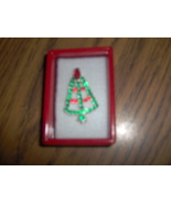 Christmas Tree Pin - $3.00