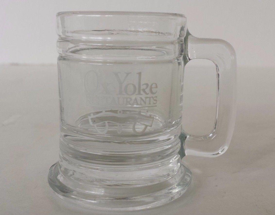 Ox Yoke Inn Beer Mug Shot Glass