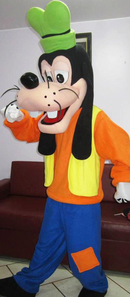Goofy Mascot Costume Adult Costume For Sale